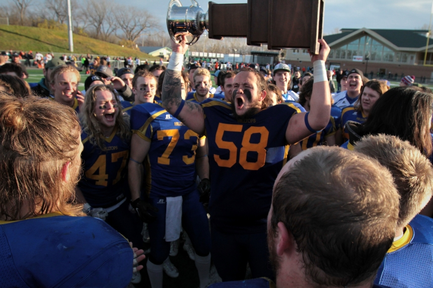 Hilltops cause Sun to set with 38-24 Canadian Bowl win