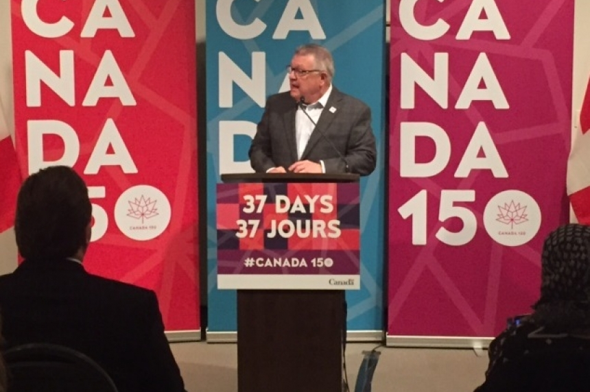 Sask. to feature events, projects to celebrate Canada's 150th birthday