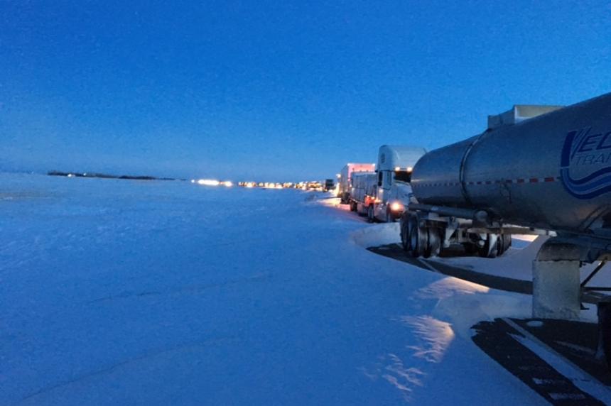 Good Samaritans help stranded drivers after blizzard