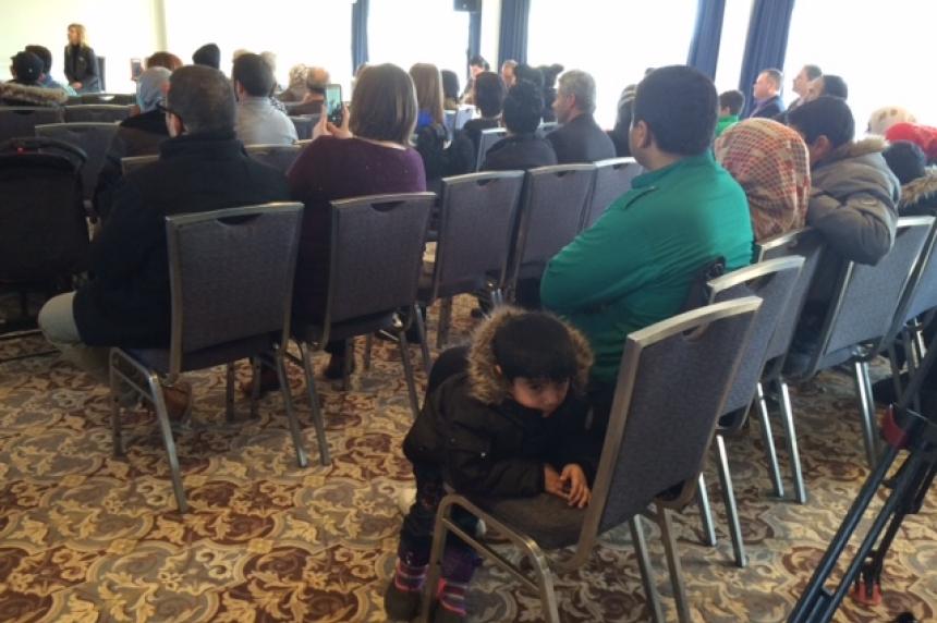 Saskatoon singer, businessman come together to help Syrian refugees