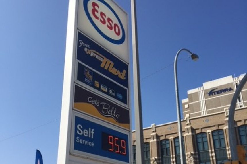 Jump at the pump: gas prices on the rise in Regina