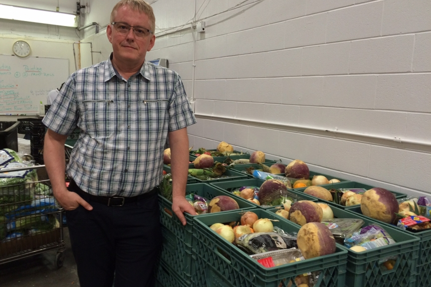 Donation to help Regina Food Bank feed students through summer months
