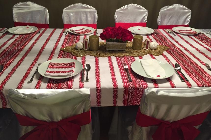 Sask. families celebrate Ukrainian Christmas Eve with plenty of tradition