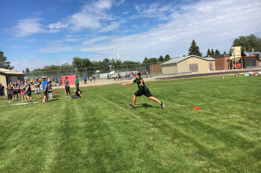 200 athletes in action Saturday in support of Special Olympics