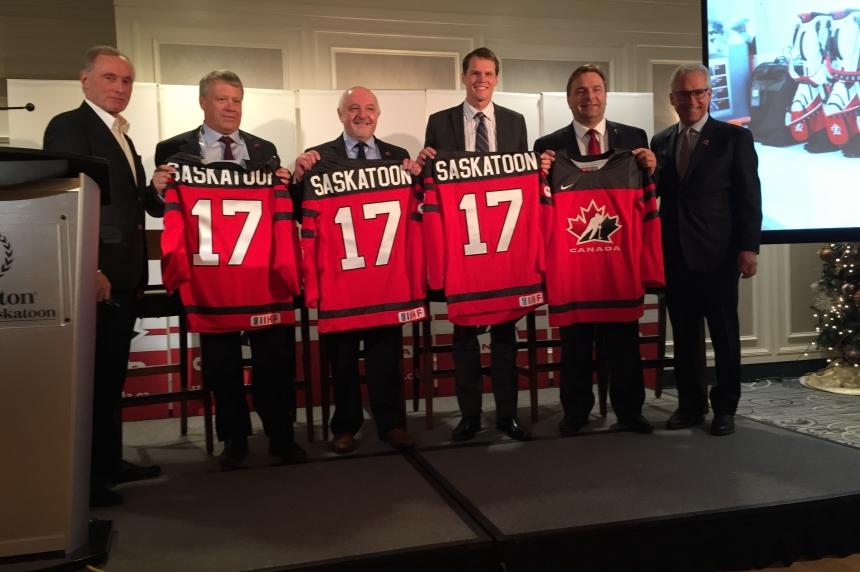 Hockey Canada Gala and Golf fundraiser coming to Saskatoon