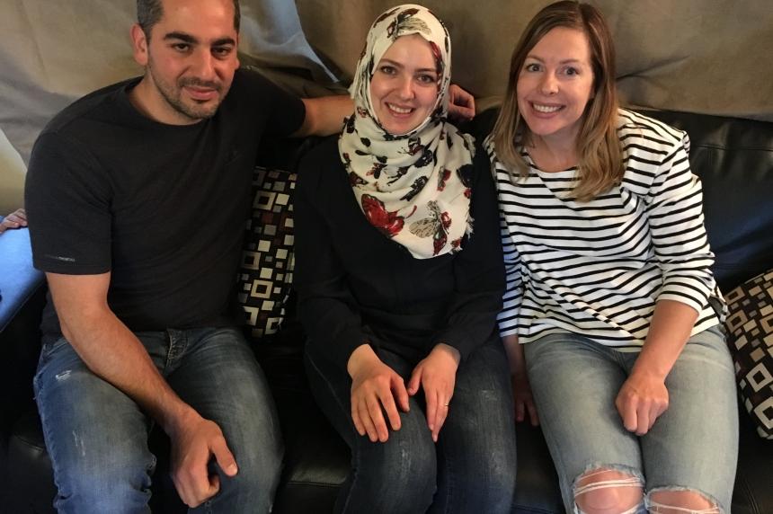 Syrian family has fallen in love with Saskatoon