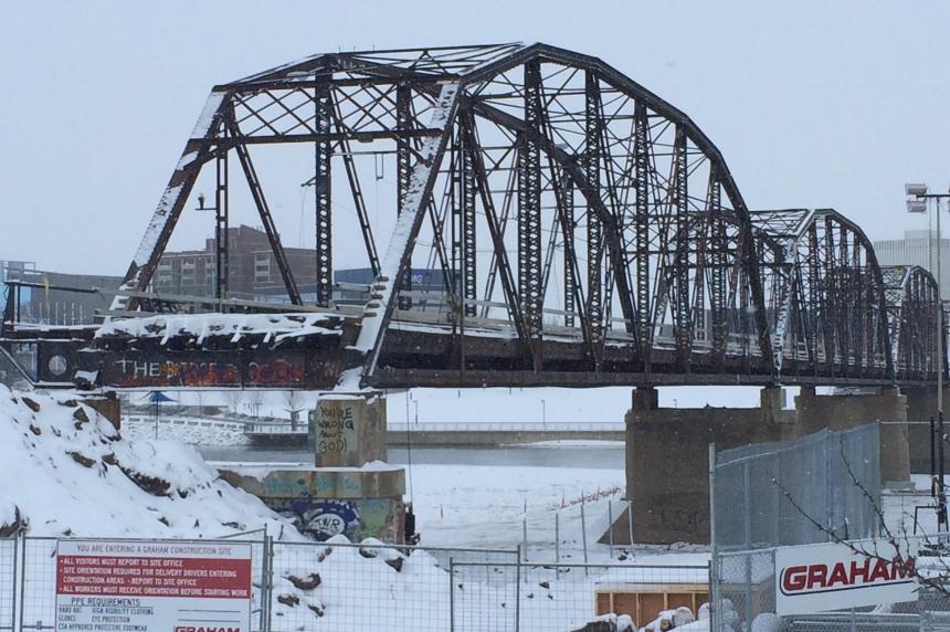 Demolition of Traffic Bridge begins Sunday