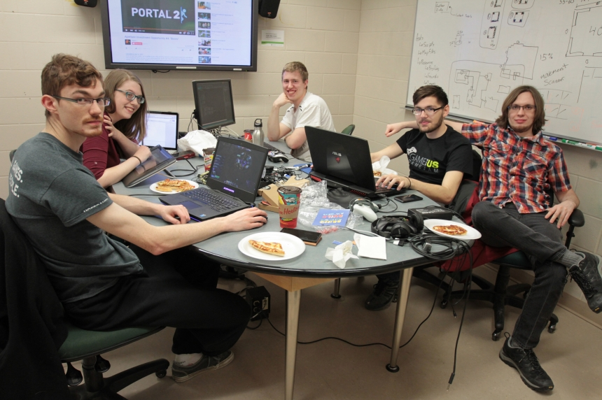 Gotta work fast: Programmers, artists unite in 48 hour Game Jam