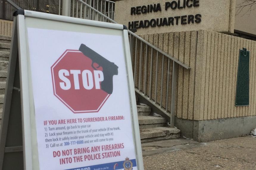 Groups question destruction of guns as amnesty launches