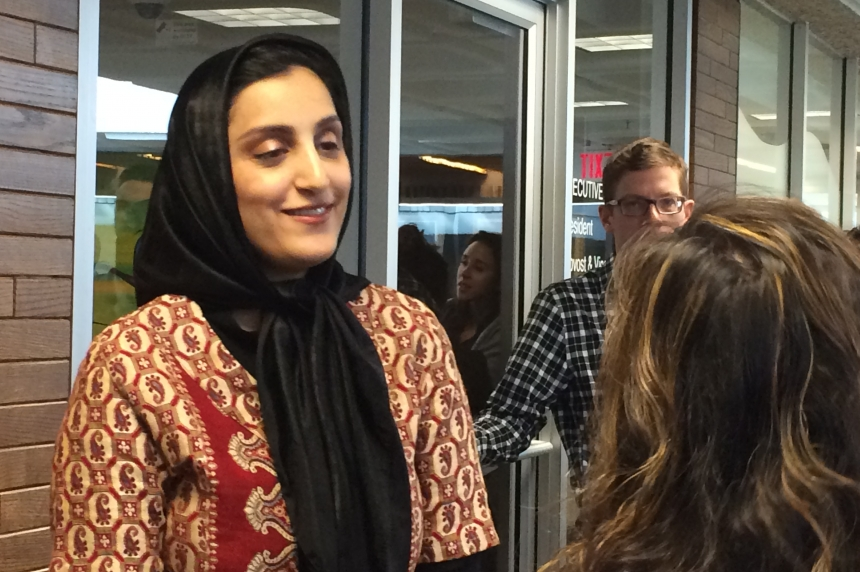 University of Regina feels impact of Trump US travel ban