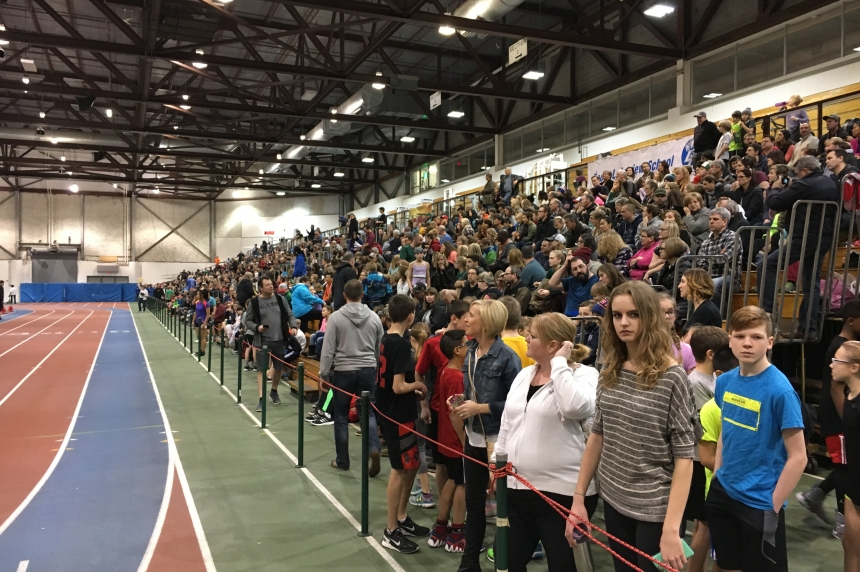 KC games garners huge crowds at Track Meet over the weekend
