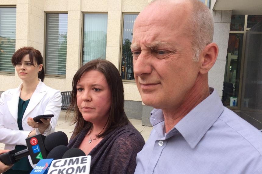 Hannah Leflar's family speaks as sentencing hearing ends