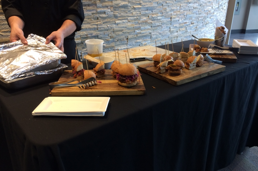 Food vendors gear up for Mosaic Stadium test event