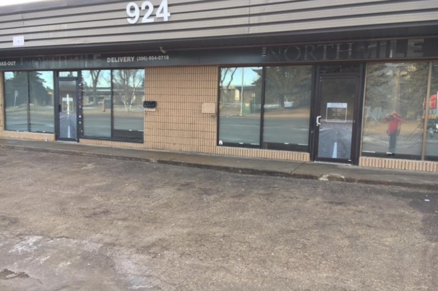 Masked suspect robs Saskatoon business