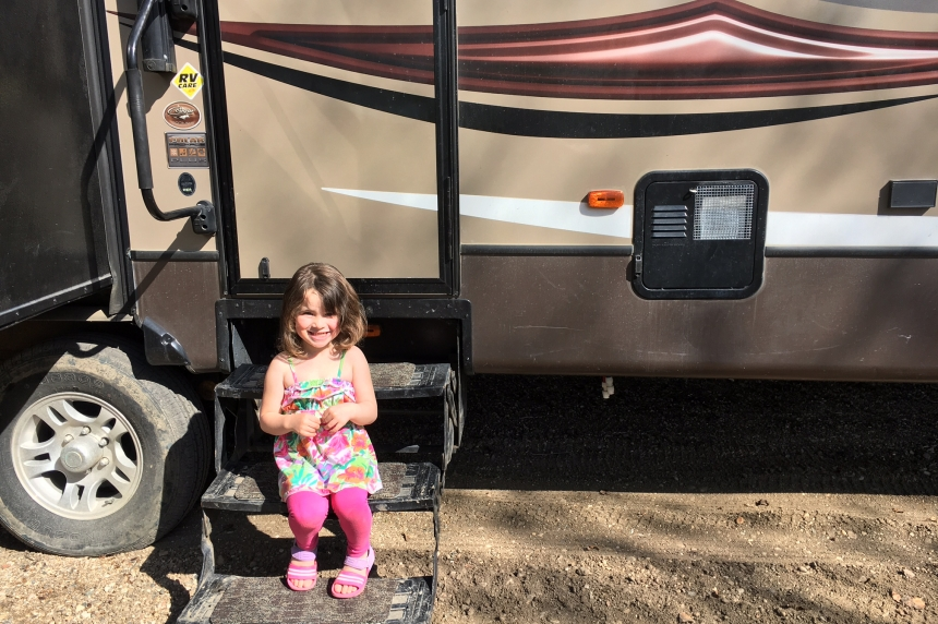 Campers roll into provincial parks for May long weekend