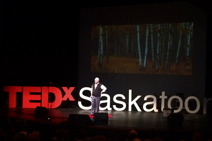 TEDx brings inspiration to Saskatoon
