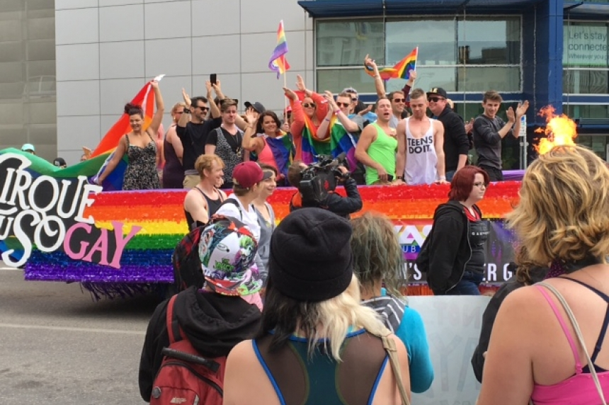 Saskatoon police won't wear uniforms at Pride parade