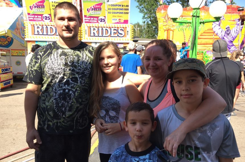 Families say Saskatoon Ex worth the price