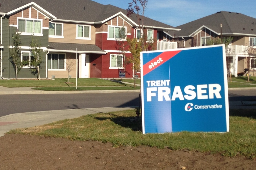 New poll shows strong support for Conservatives in Regina-Lewvan