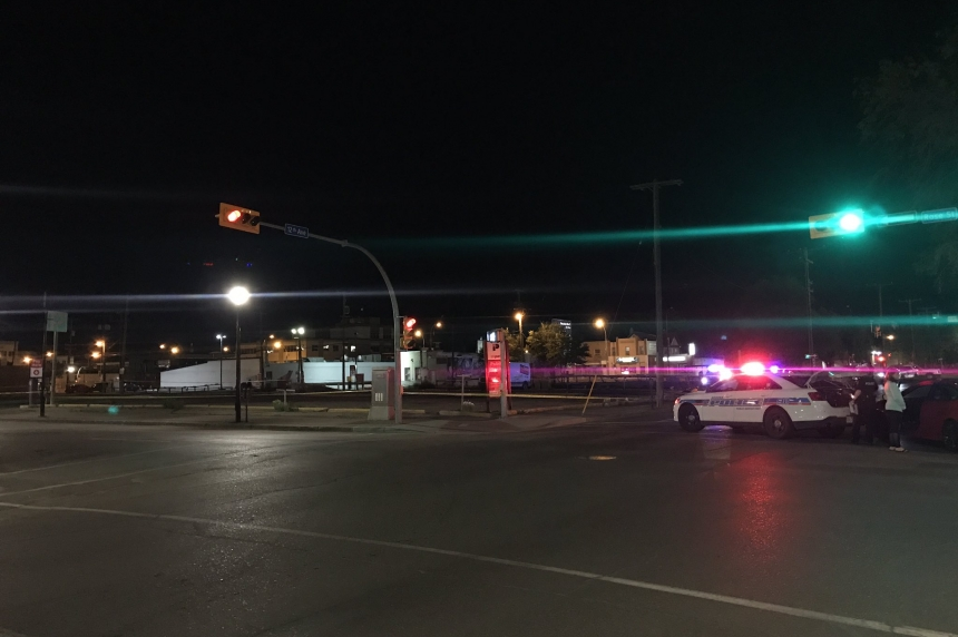 Few details after man found injured on Regina street