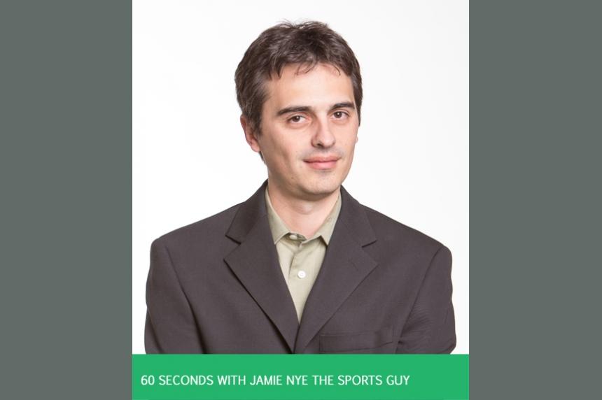 Jamie Nye: Game 7? Yes, please!