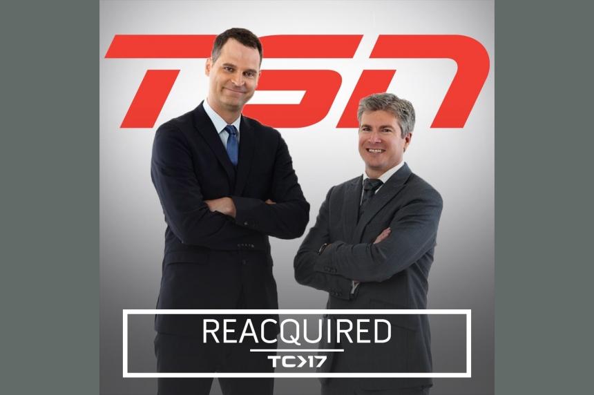 Beloved sportscasters Jay and Dan return to TSN