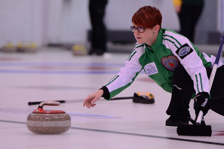 Campbell upsets Lawton to win women's provincial curling title