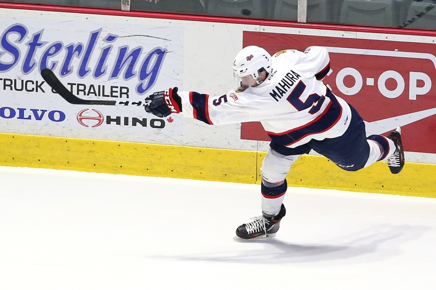 Pats blow 3 goal lead, lose 6-4 to Medicine Hat