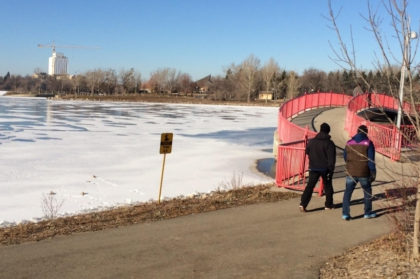Maybe next year: Winter too warm for Regina to test liquid salt