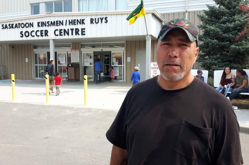 Pelican Narrows evacuees hunker down in Saskatoon
