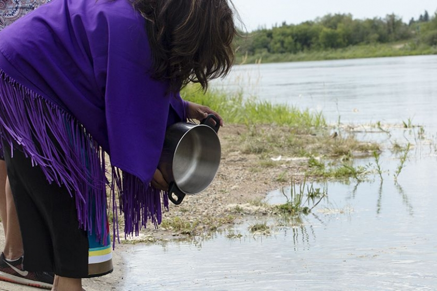 'It's part of our tradition to protect the environment:' First Nations react to oil spill