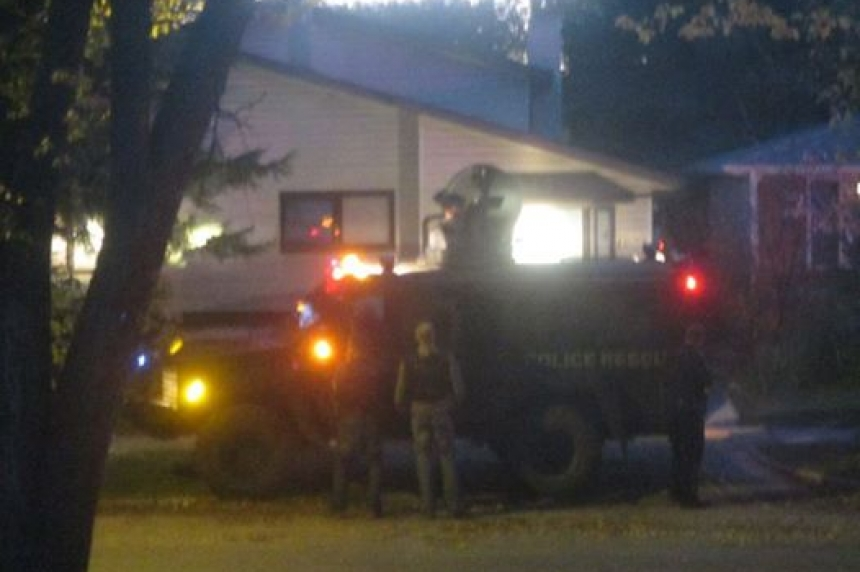 Heavy police presence in Mayfair neighbourhood ends peacefully
