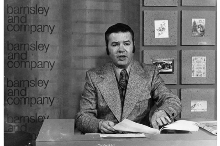 Longtime Saskatoon weatherman Greg Barnsley dies at 83