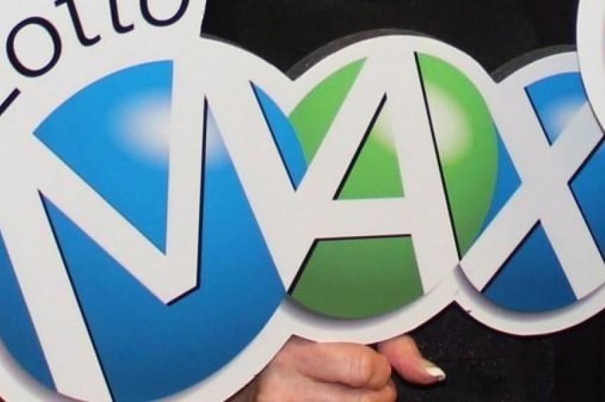 Lotto Max winning ticket sold in Saskatchewan