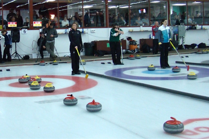 Mixed Doubles Curling Championship rolls into Saskatoon