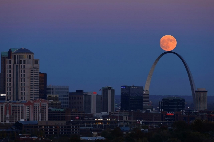 Rare supermoon brightest its been in 69 years