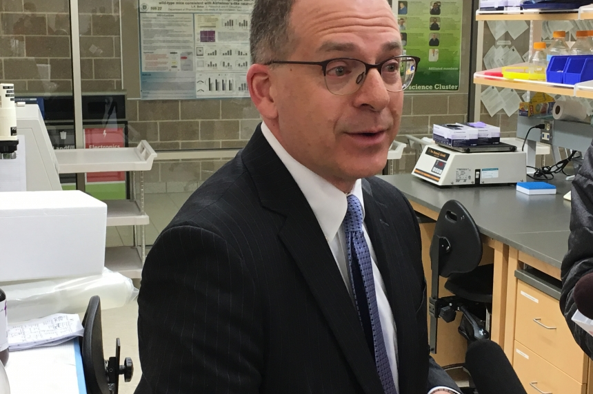 Renowned MS researcher aims to find cure during 7-year term at U of S