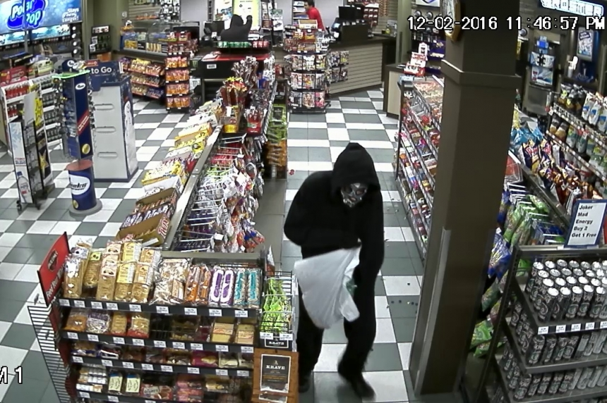 Gunpoint robbery has Saskatoon police looking for two men