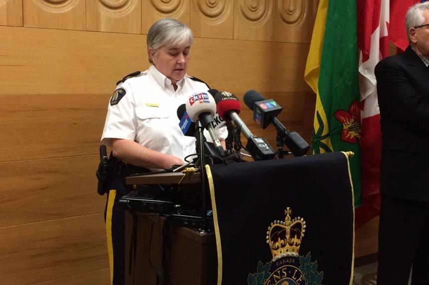 Saskatchewan RCMP lay murder charge in cold case