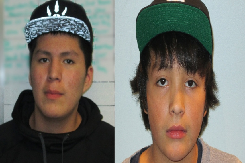 2 boys missing from Muskowekwan First Nation