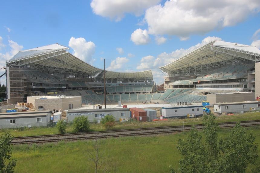 University of Regina Rams to host first game at new Mosaic Stadium