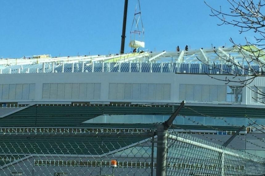 Evraz Place looks forward to opening of new Mosaic Stadium