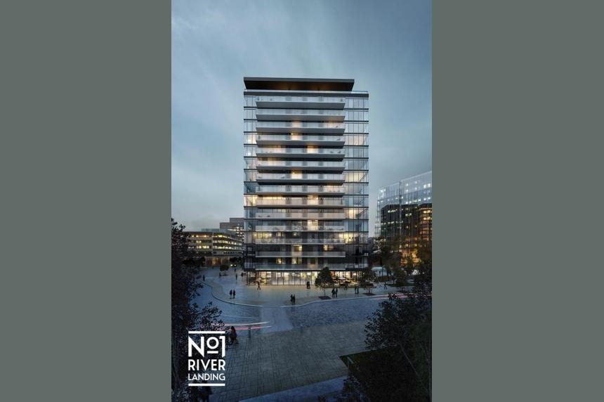 Construction kicks off on Parcel Y development