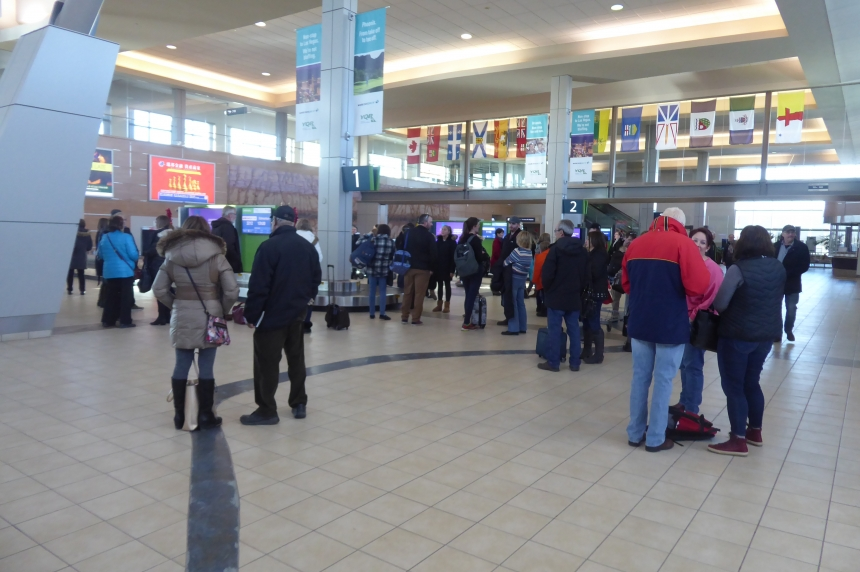 Families return to Sask. for the holidays