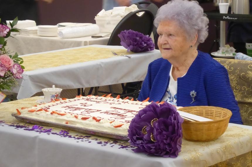 Regina resident turns 100