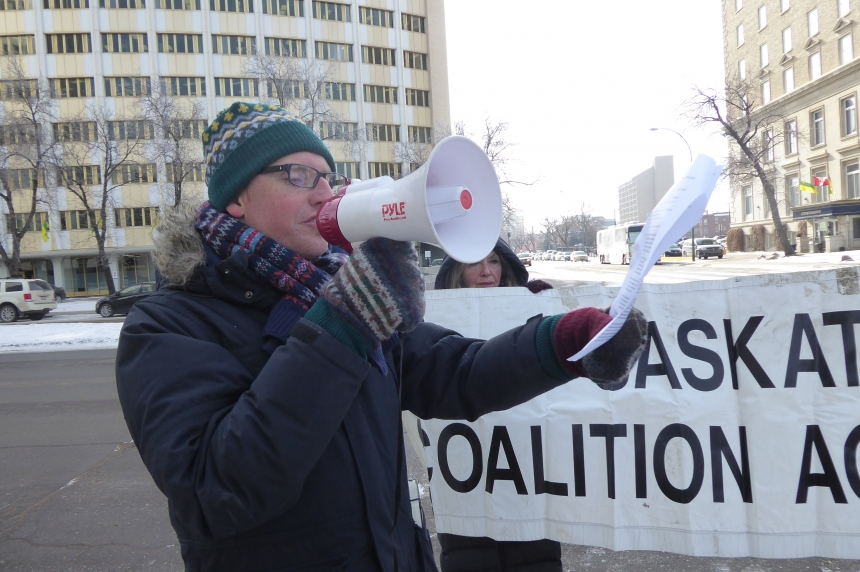 Regina citizens show support for prisoners after P.A. jail riot