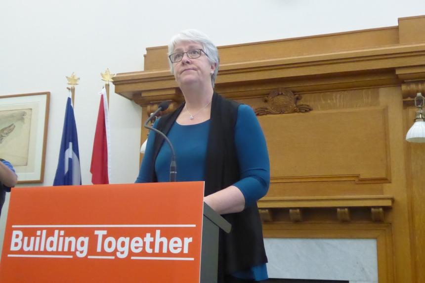NDP take aim at Sask. Party budget