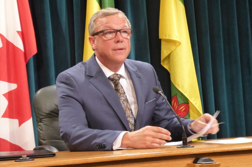 Brad Wall resigns after decade as Sask. premier