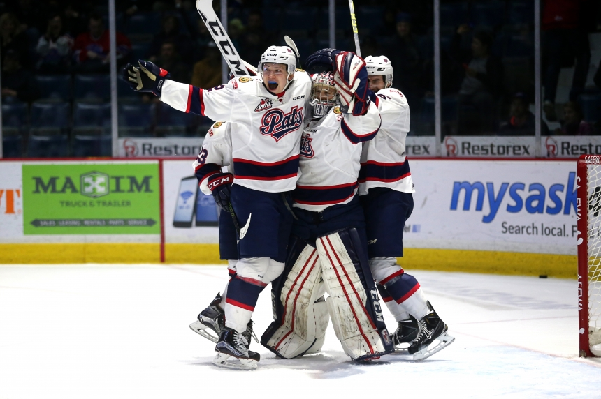Regina Pats and Moose Jaw Warriors advance in WHL Playoffs