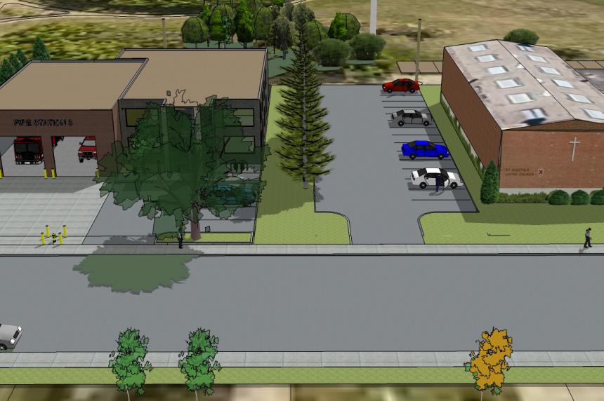 Saskatoon Fire Department brings new proposal to serve Stonebridge